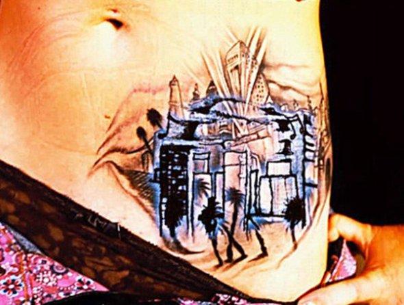 Tattoo Nightmares Spike TV
