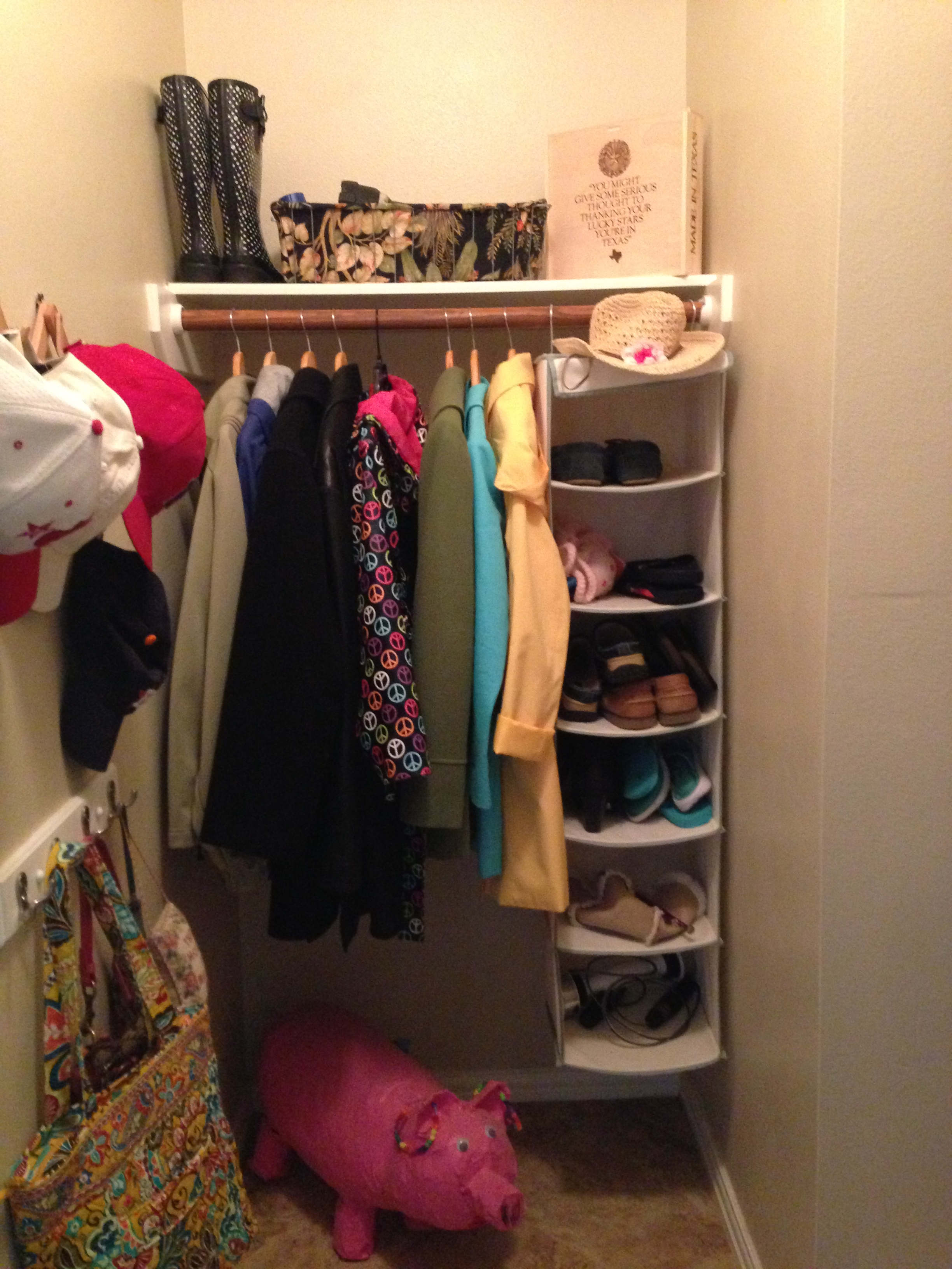 Closets This Neat U0026 Orderly Fill Me With A Crazy Amount Of Happiness.