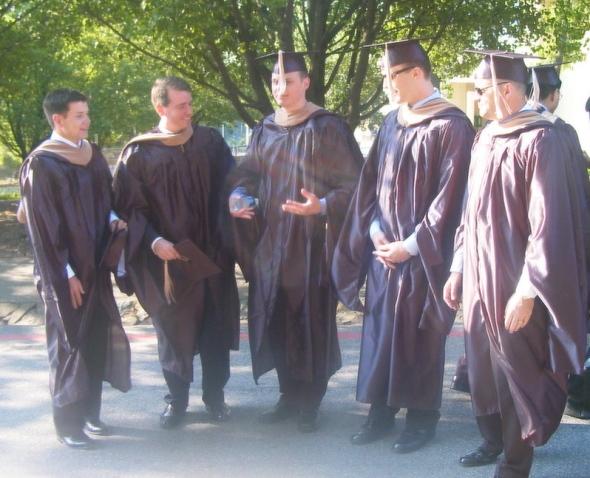 Trevor's Grad. 5-04 - 022